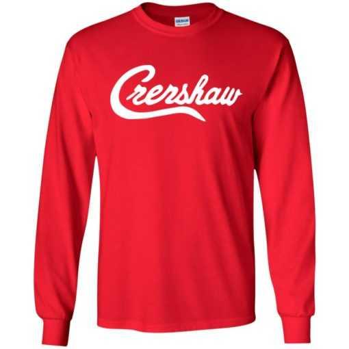 Tiger Woods Crenshaw shirt
