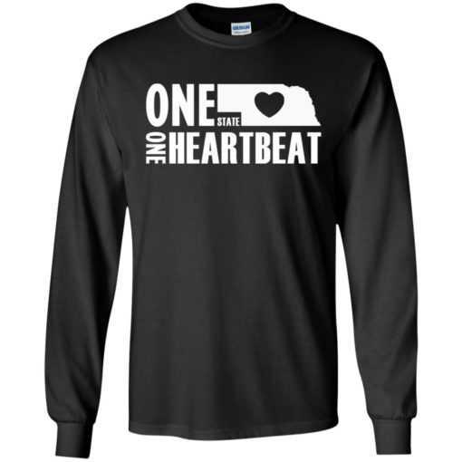 One State One Heartbeat Nebraska