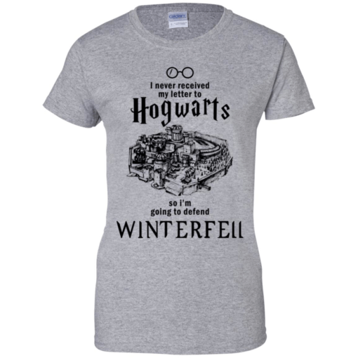 I never received my letter to Hogwarts so I'm going to defend Winterfell