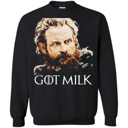 Tormund Giantsbane GOT Milk