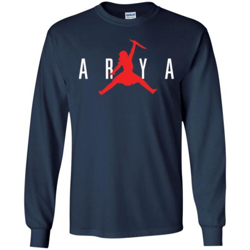 Arya Stark Air Jordan