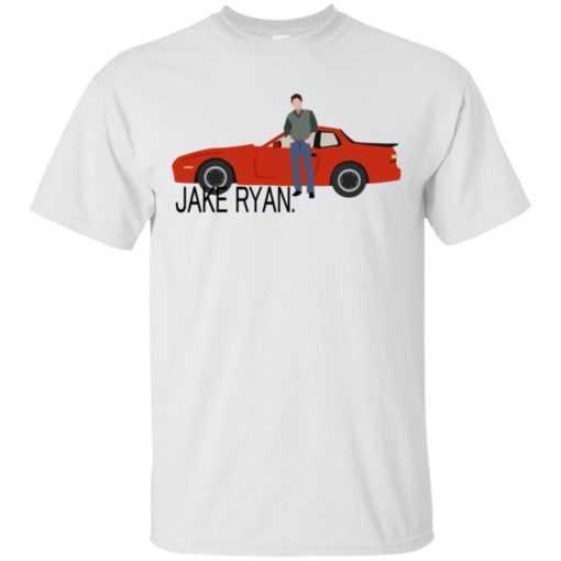 Sixteen Candles Jake Ryan car