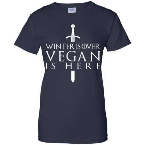 Winter is over Vegan is here