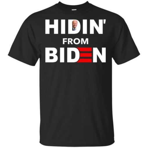 Hidin from Biden