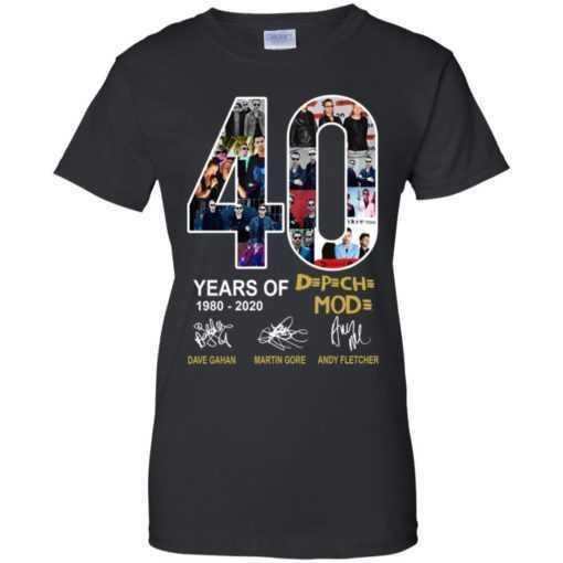 40 Years of Depeche Mode