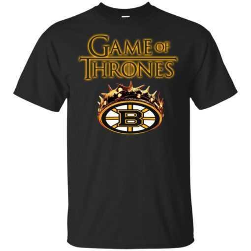 Game of Thrones Boston Bruins