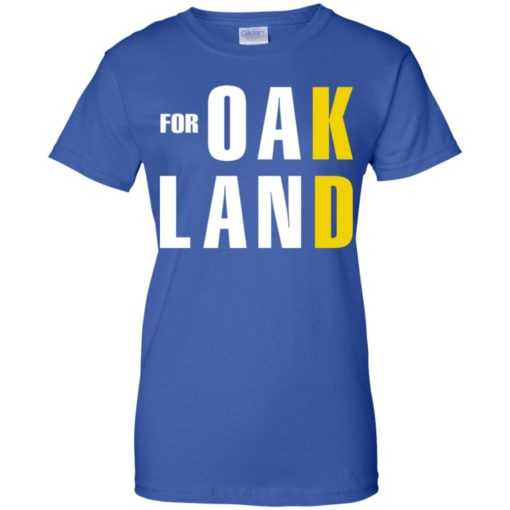For Oakland KD
