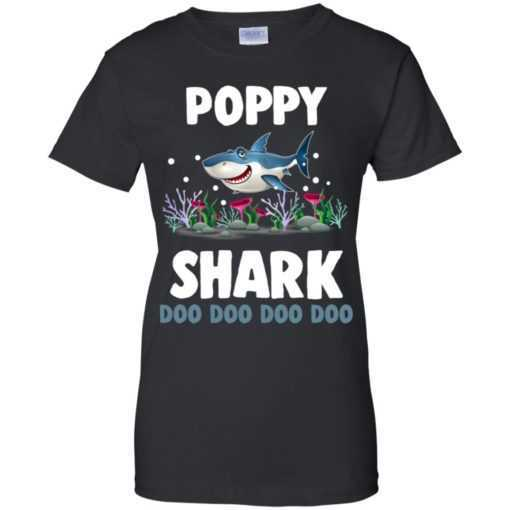 Poppy shark doo doo doo