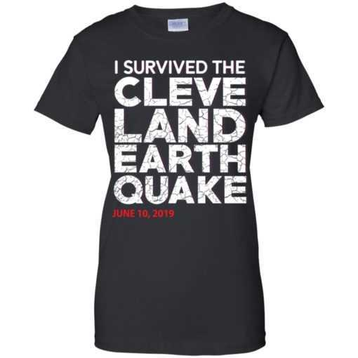 I survived the Cleveland Earthquake 2019