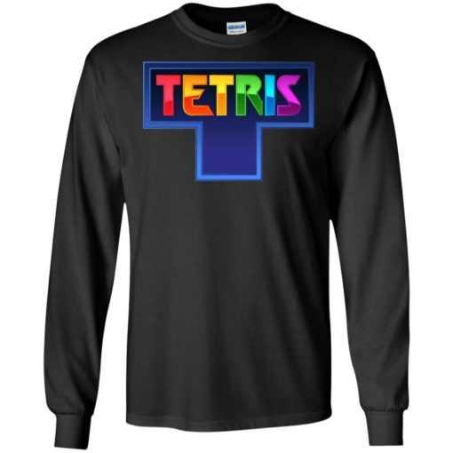 Play Tetris new logo
