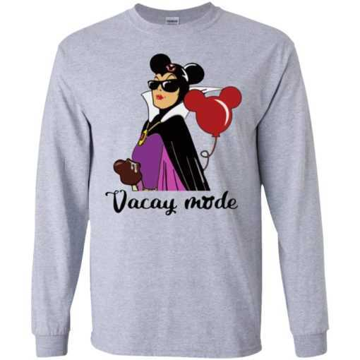 Maleficent vacay mode Disney shirt