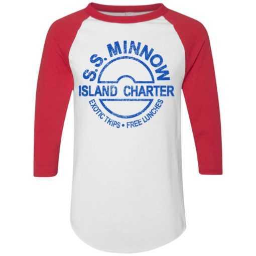 S.S. MINNOW Island Charter Graphic