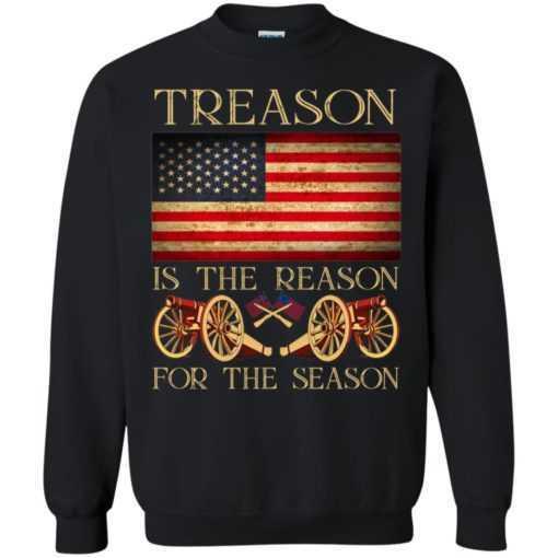 Treason is the reason for the season