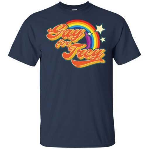 Gay for Trey