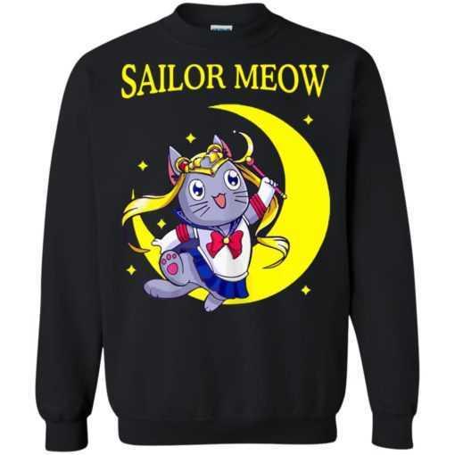 Sailor Meow Cat Moon
