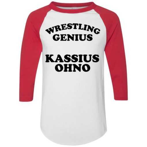 Wrestling genius Kassius Ohno