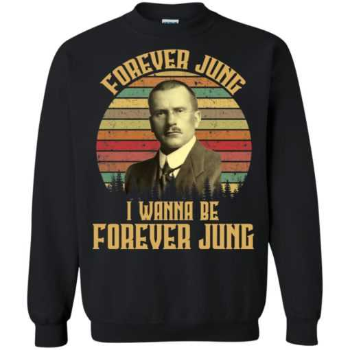 Forever Jung I wanna be forever Jung shirt
