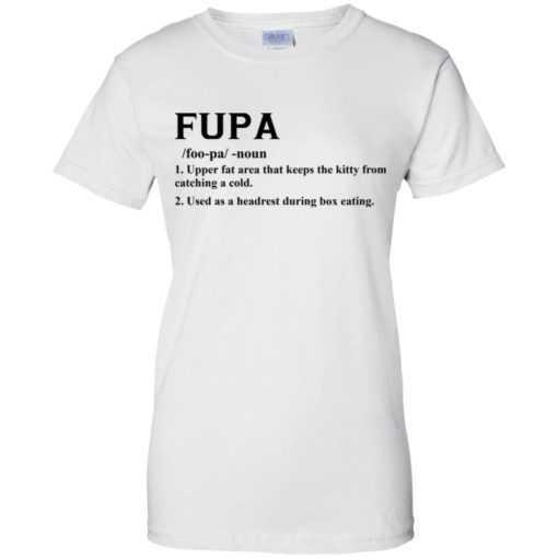 Fupa definition shirt