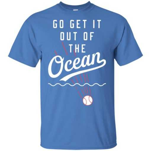 Max Muncy go get it out of the ocean