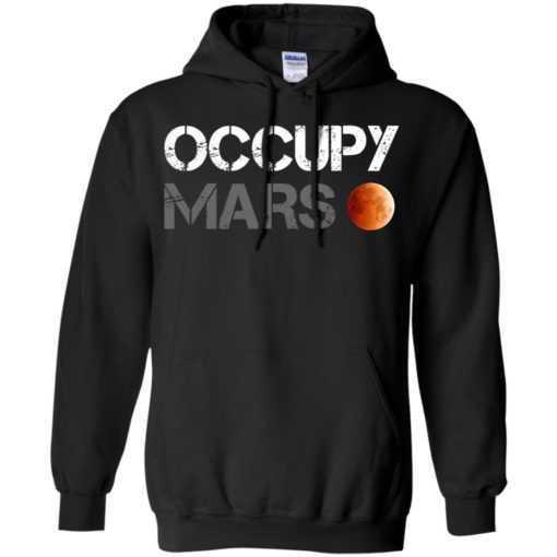 Elon Musk Occupy Mars