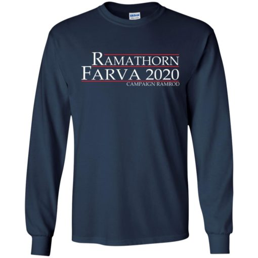 Ramathorn Farva 2020 Campaign Ramrod