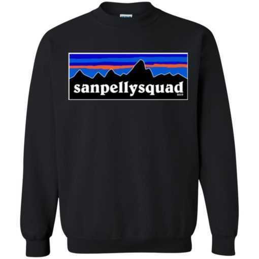 Sanpellysquad full logo shirt