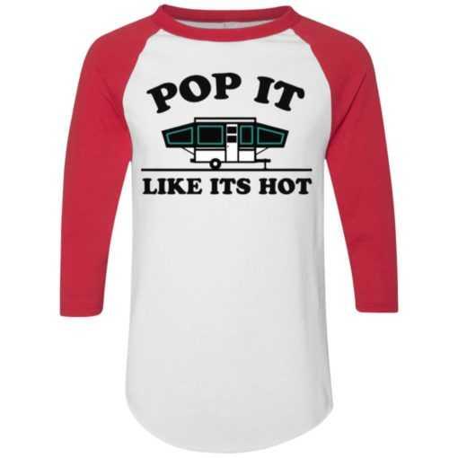 Pop it like its hot shirt