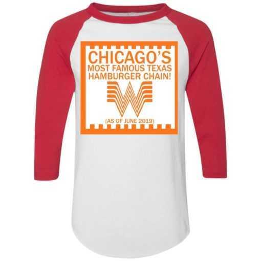 Chicago Whataburger shirt