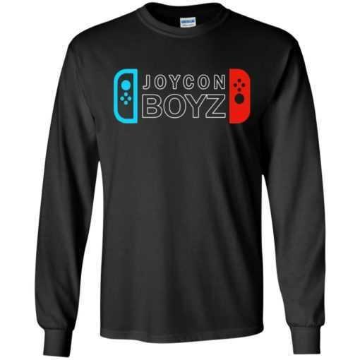joycon boyz neon shirt
