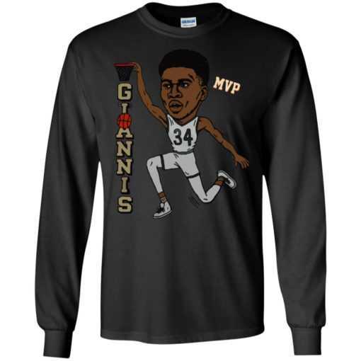 Giannis MVP shirt