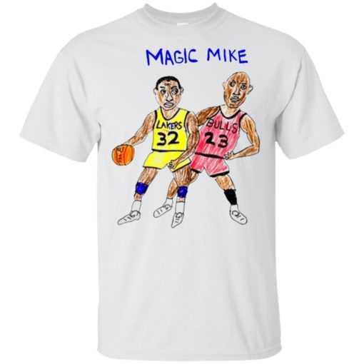 Magic mike shirt