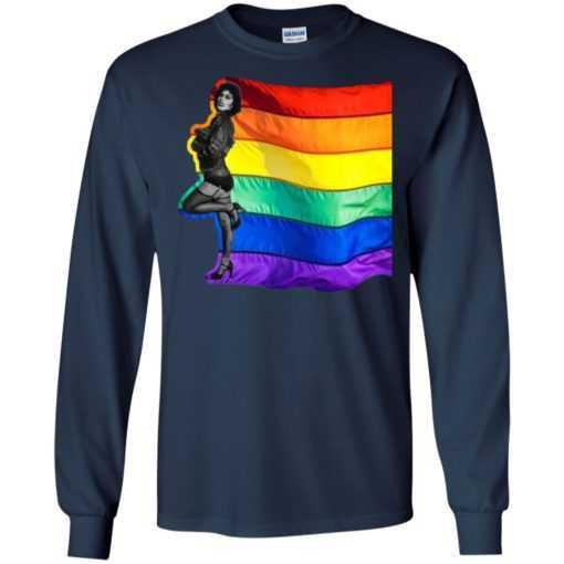 The Rocky Horror Pride LGBT shirt