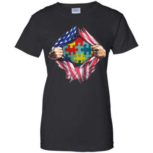 Autism inside me shirt