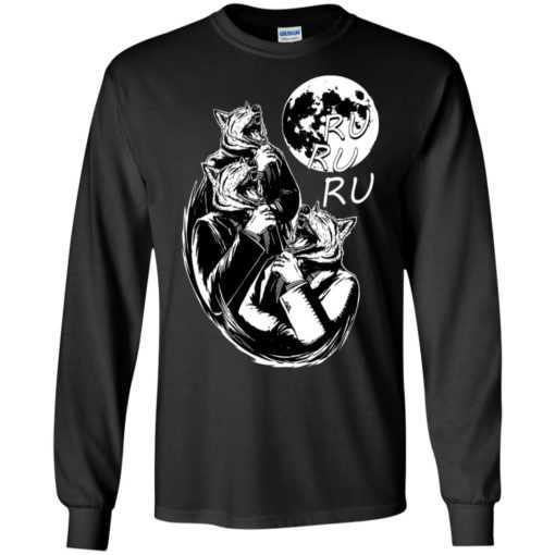 Three Wolf LUL moon shirt