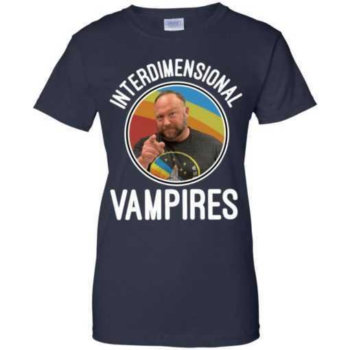 Interdimensional Vampires Alex Jones