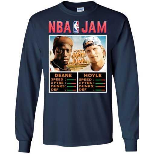 NBA Jam White Men Can't Jump