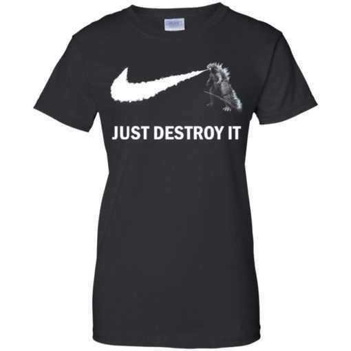 Godzilla Just Destroy it