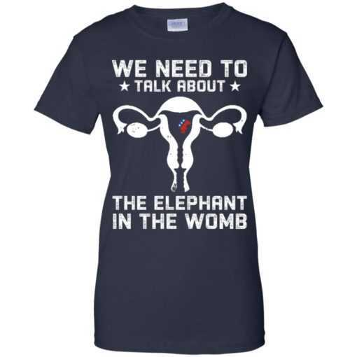 We need to talk about the elephant in the womb