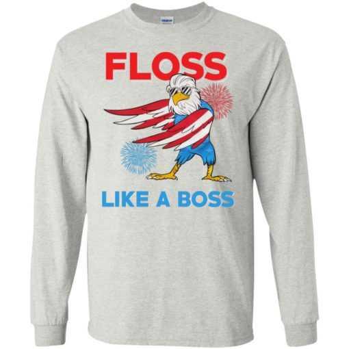 Eagle Floss like a boss 4th July