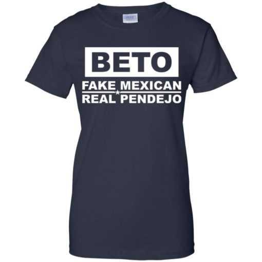 Beto fake mexican real pendejo