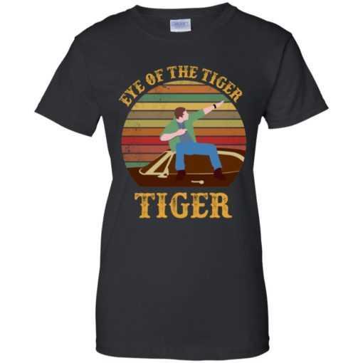 Supernatural eye of the tiger