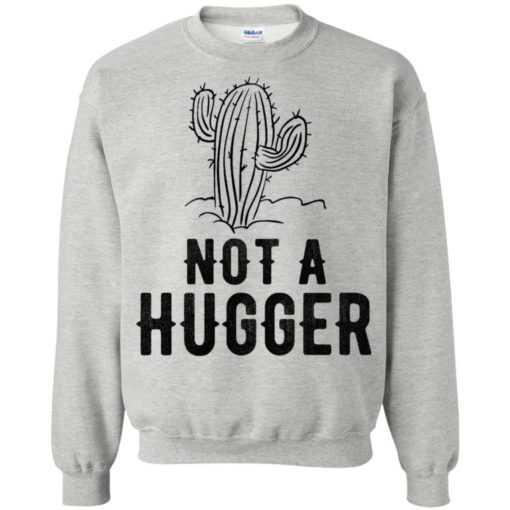 Cactus not a hugger
