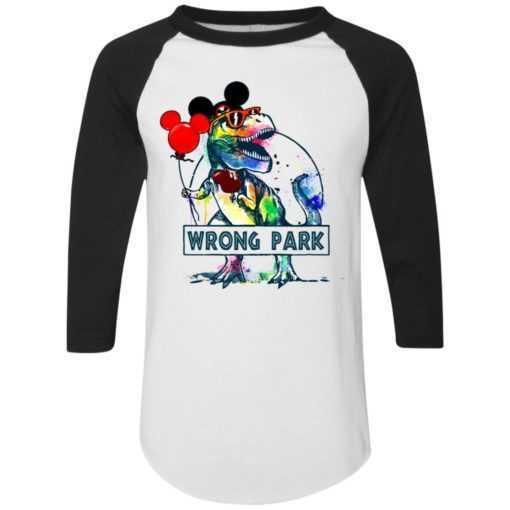 T-rex wrong park