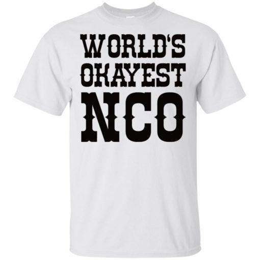 World's Okayest NCO