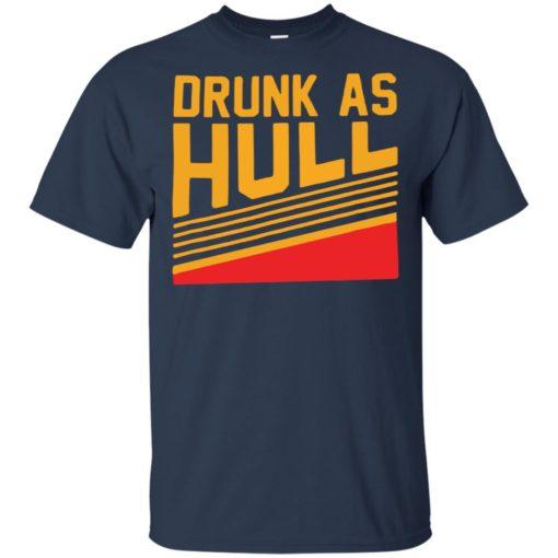 Brett Drunk as hull