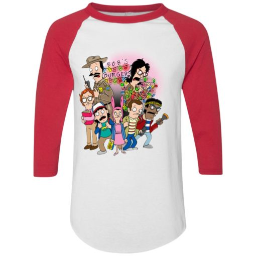 Bob's Burgers Stranger Burgers shirt