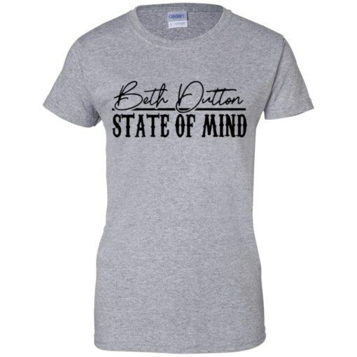 Beth Dutton State Of Mind shirt