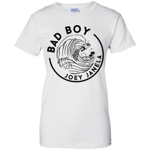 White Claws Bad Boy Joey Janela shirt