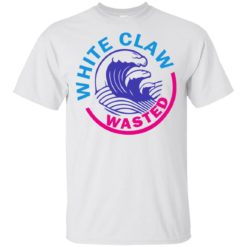 White Claw Wasted