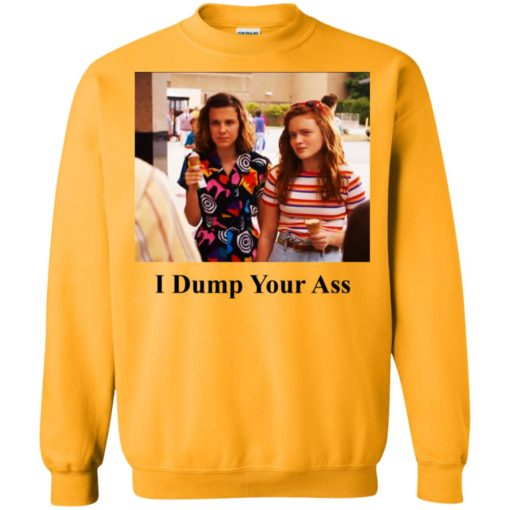 Stranger Things 3 I Dump your Ass Eleven and Max